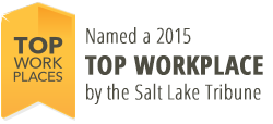 Name a 2015 Top Workplace by the Salt Lake Tribune